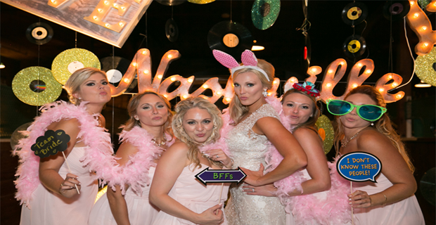Photo of Bachelorette Party in Nashville